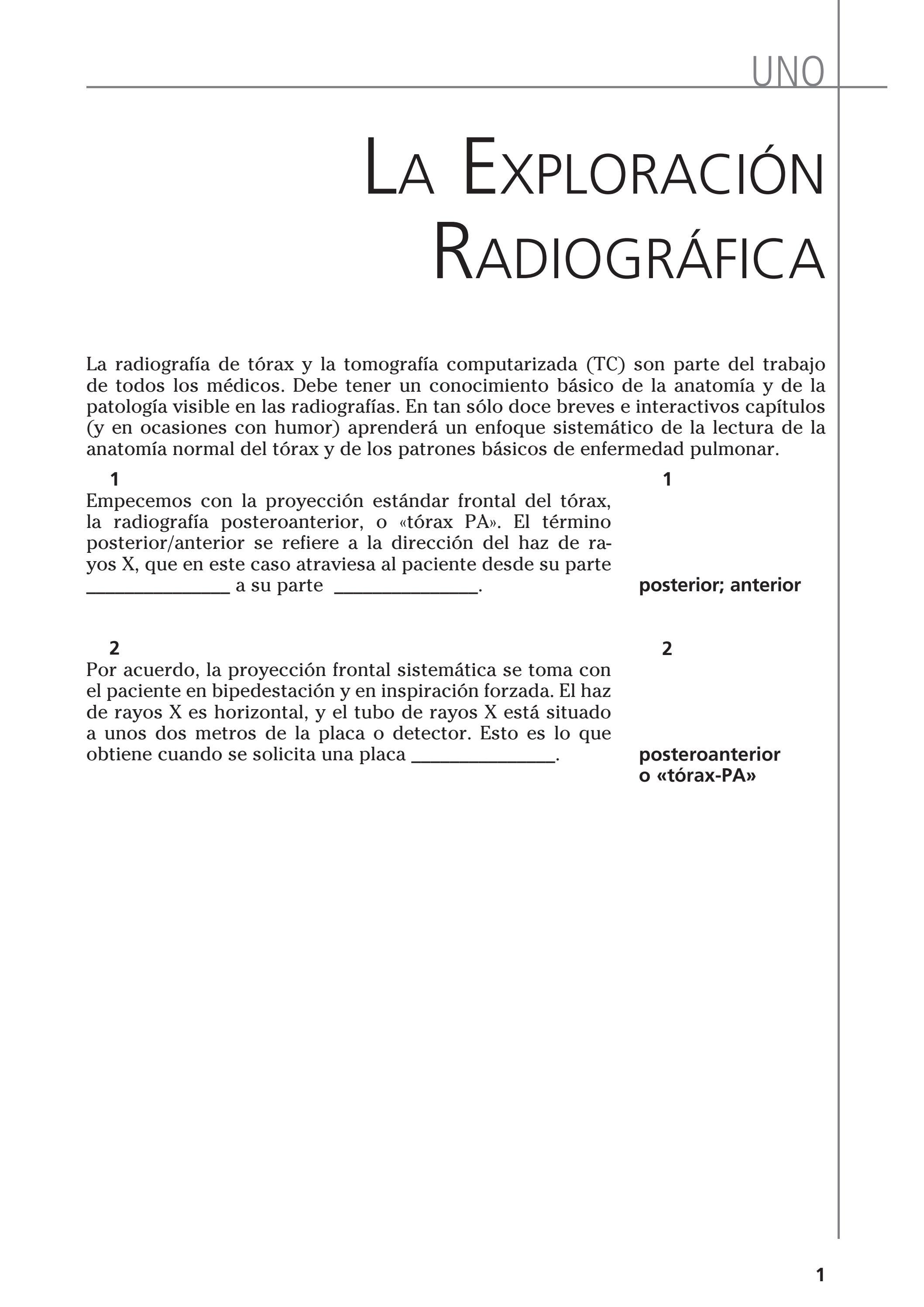 Principios de radiologia toracica felson by APUNTES MEDICOS - issuu
