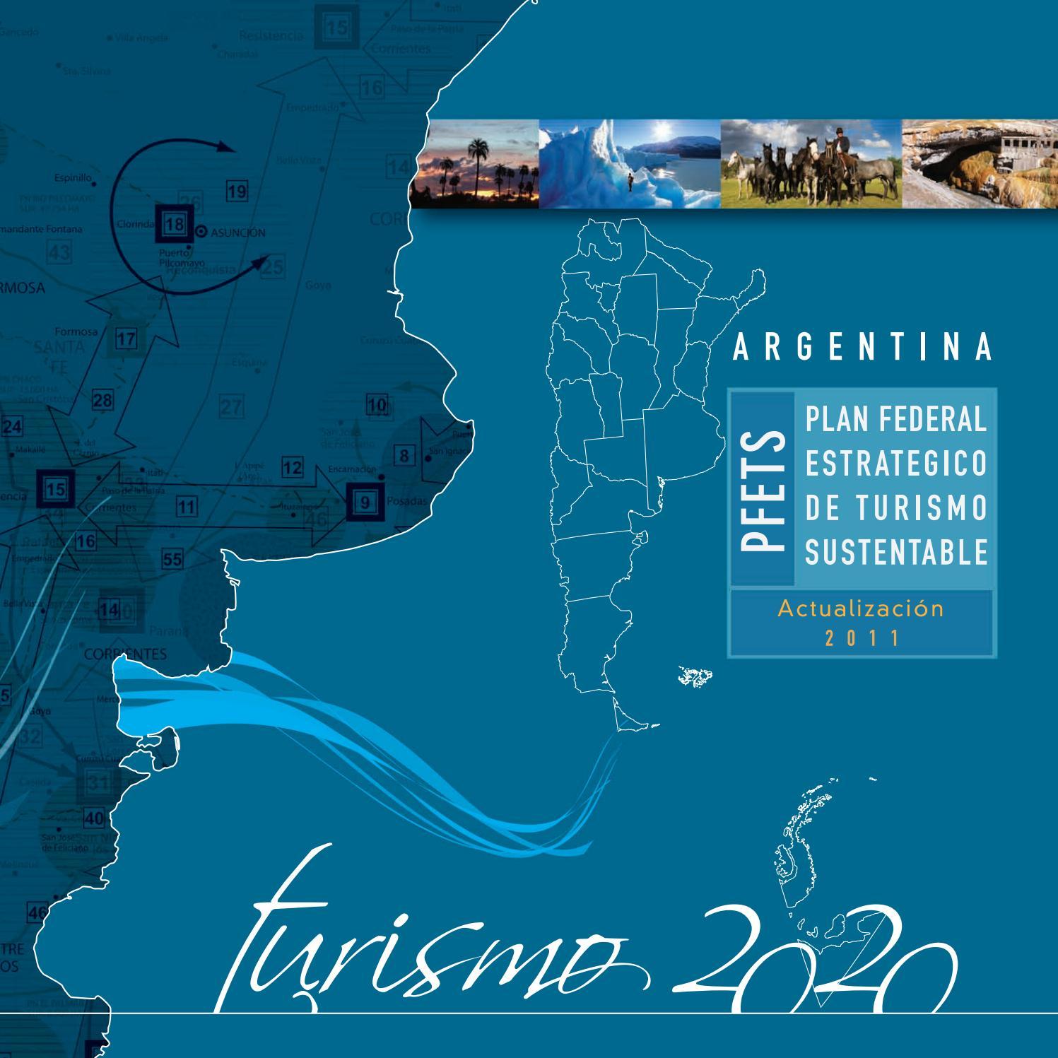 b66e78346c7 Plan federal estrategico de turismo sustentable by Nare Rasjido - issuu