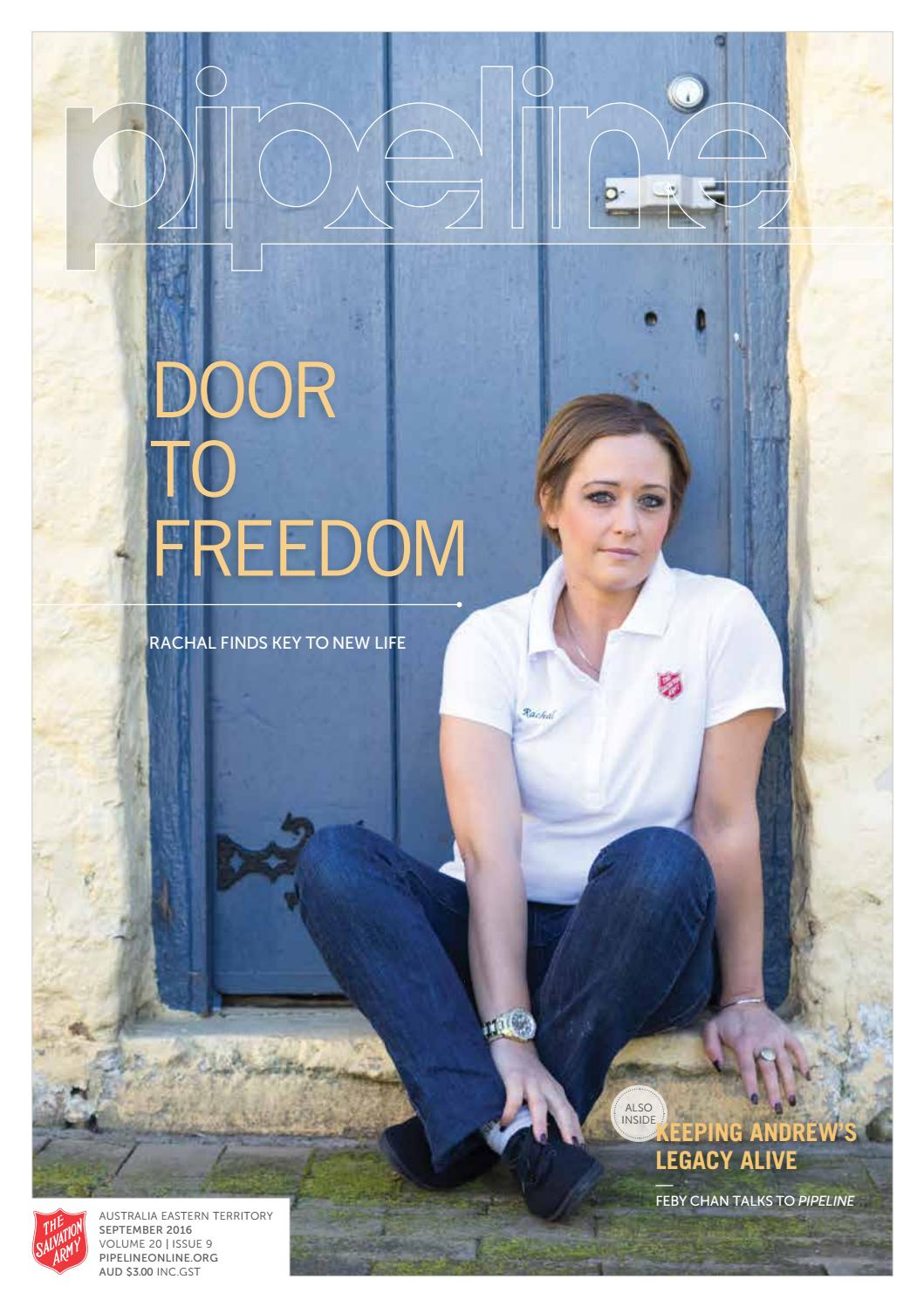 DOOR TO FREEDOM by The Salvation Army - issuu