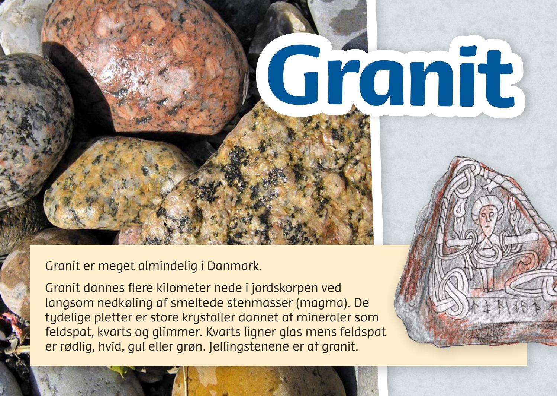 granit i danmark