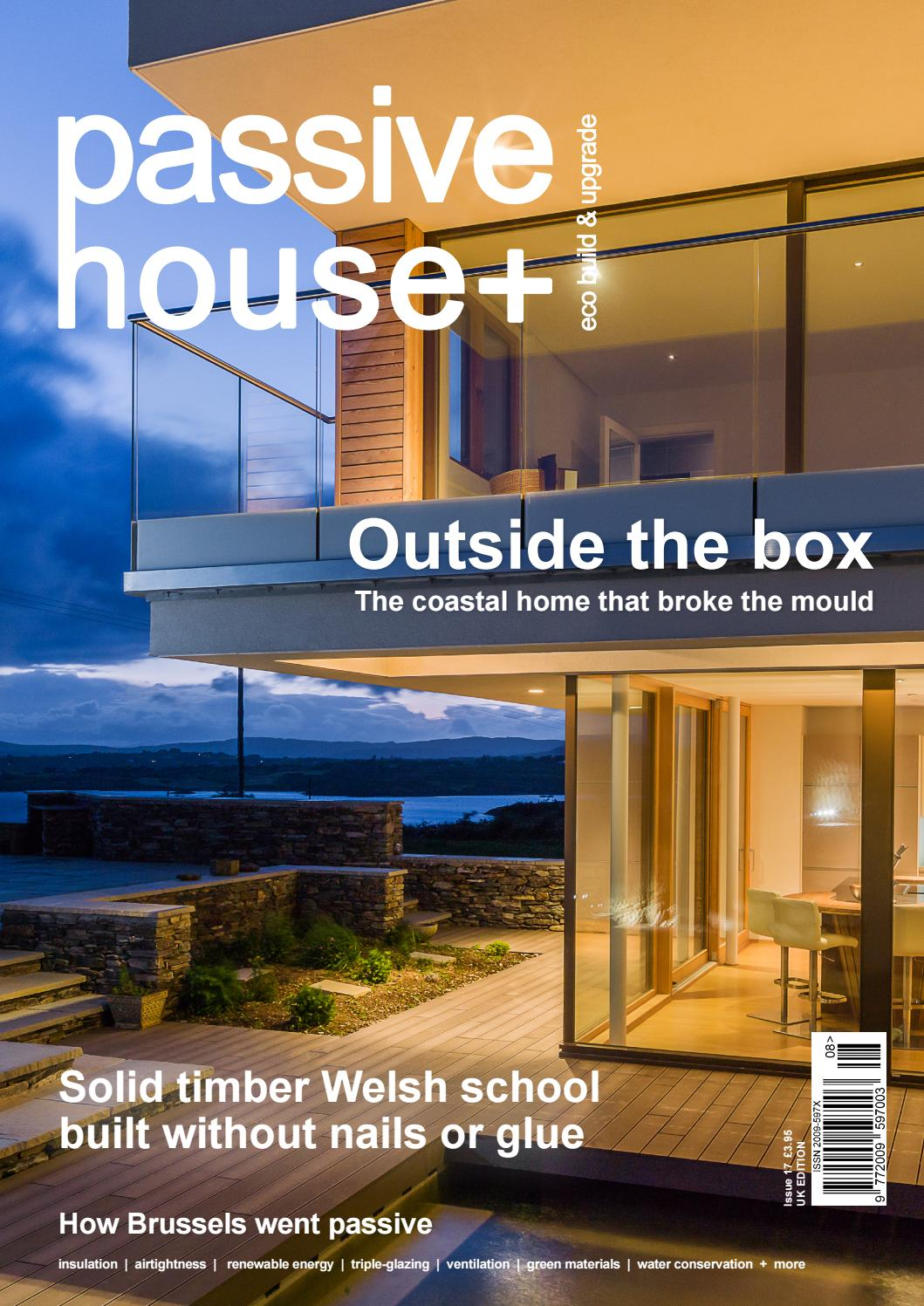 passive house plus issue 17 uk edition by passive house plus issuu