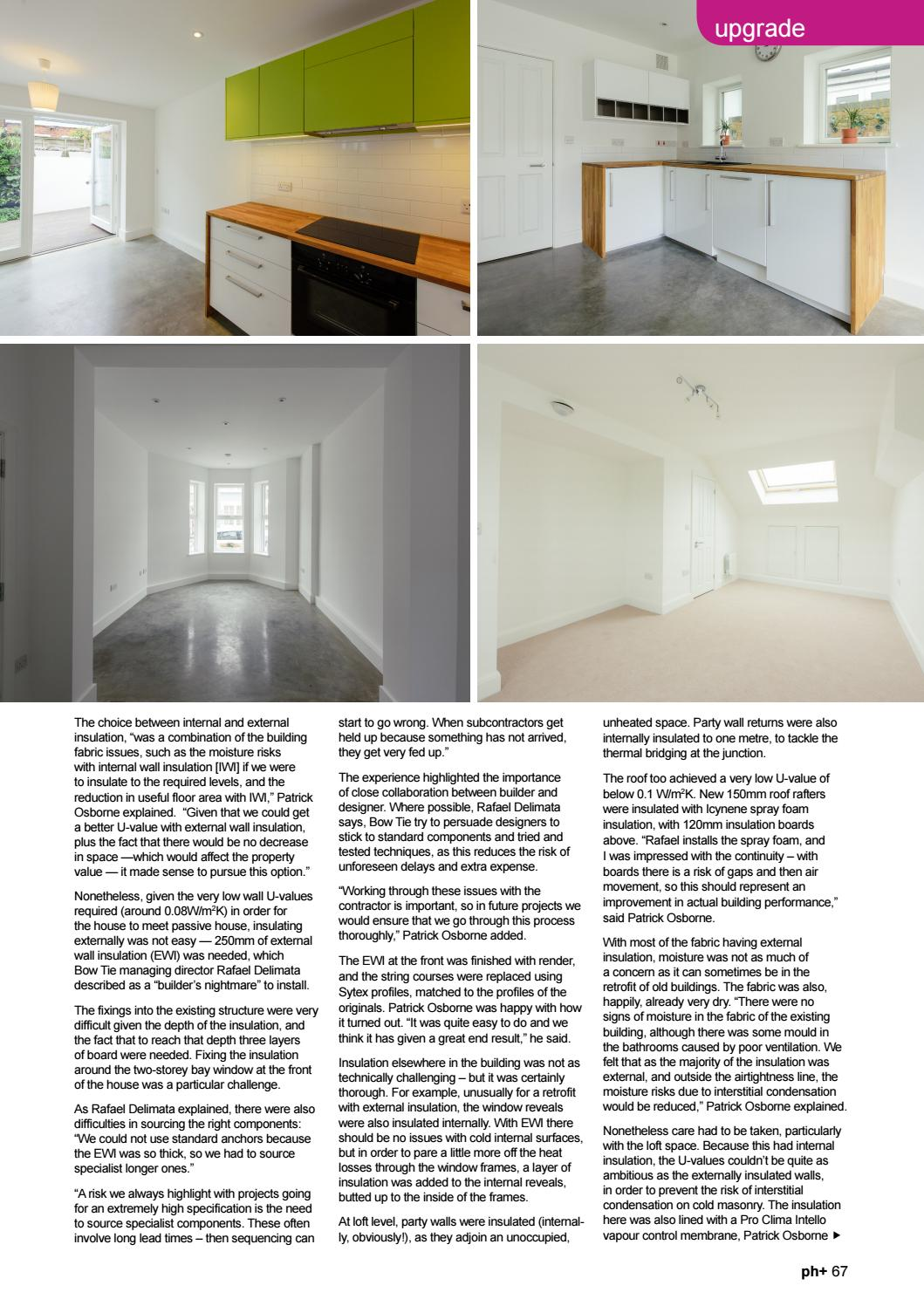 Passive house plus issue 17 (uk edition) by Passive House Plus