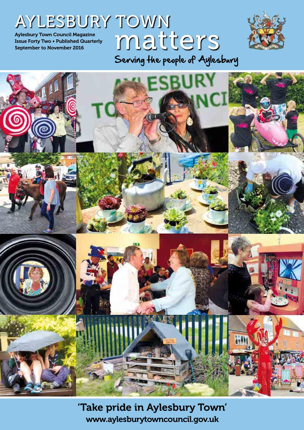 Aylesbury Town Matters Issue 42 By