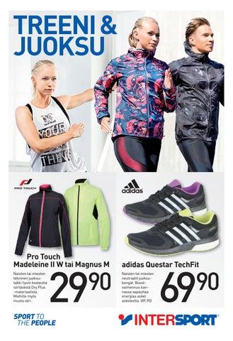 TREENI   JUOKSU by Intersport Finland - issuu 641464d8b3