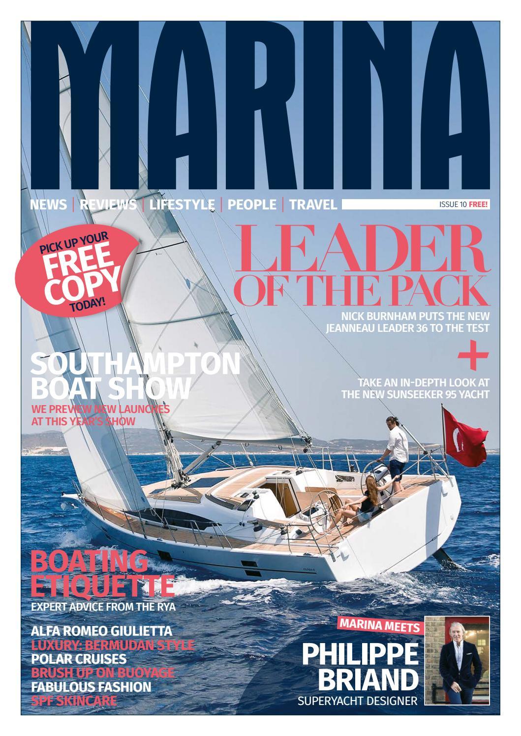 Marina Magazine Issue 10 By Marina Magazine Issuu