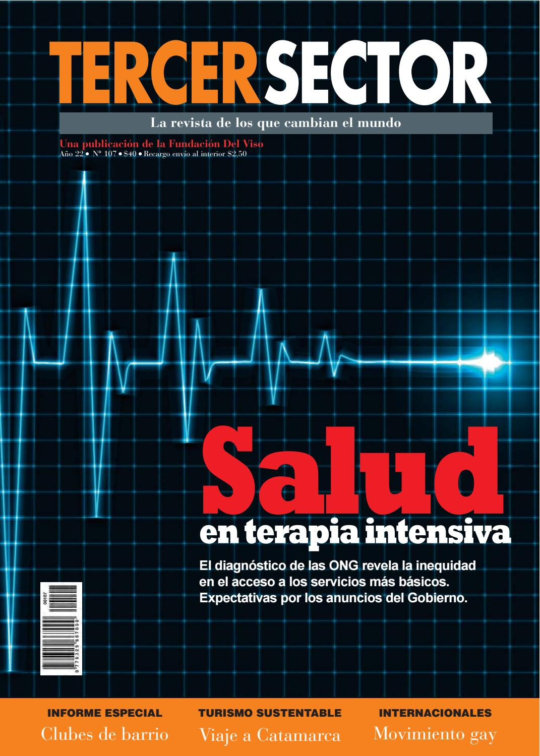 REVISTA TERCER SECTOR #107 by Tercer Sector - issuu