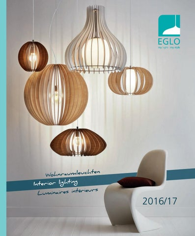 Eglo Lighting Catalogue 2016 17 By KES Lighting   Issuu