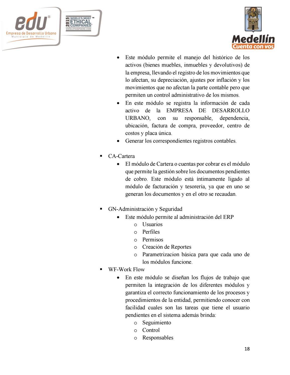 Plan Estratégico De Tecnología Peti Empresa De