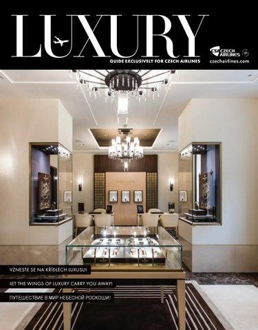 Luxury Guide ČSA 08 2016 by LuxuryGuideCZ - issuu 15f70624208