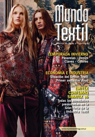 Revista Mundo Textil 62 by Andrea Lippi - issuu a79140a7a27