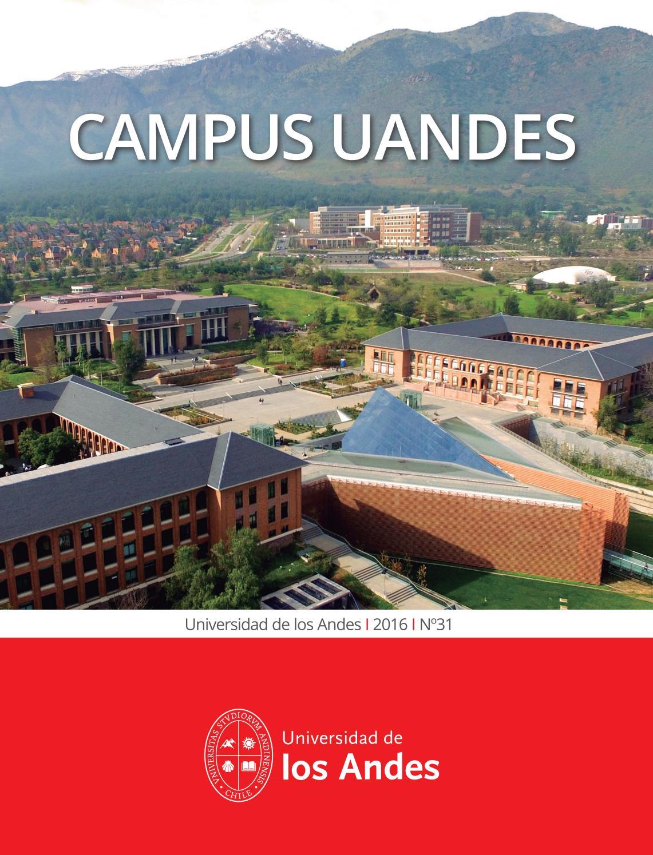 Campus UANDES N° 31 by LFI Agencia Digital - issuu