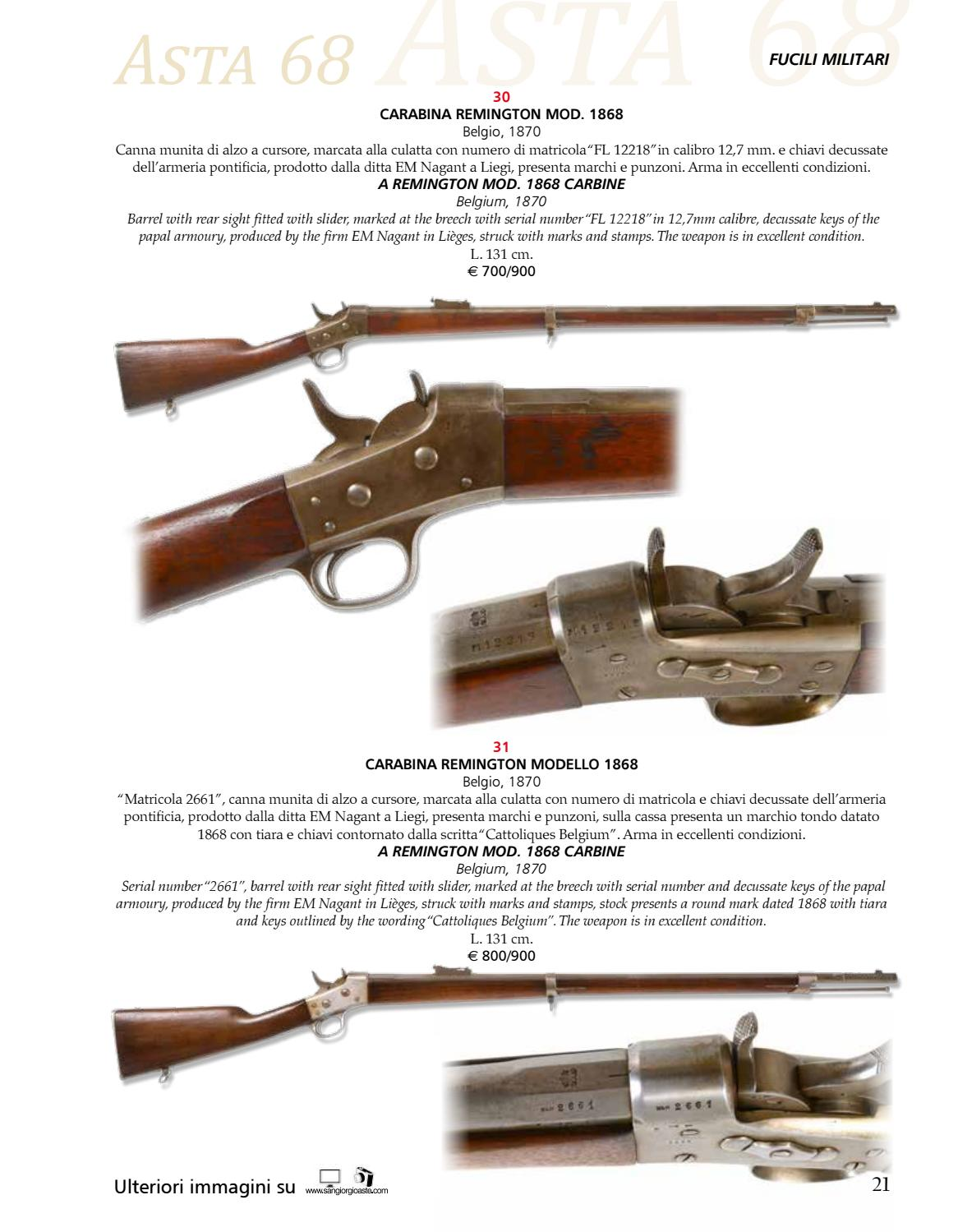 datazione Remington Fucili numero di serie è online dating vale la pena Reddit
