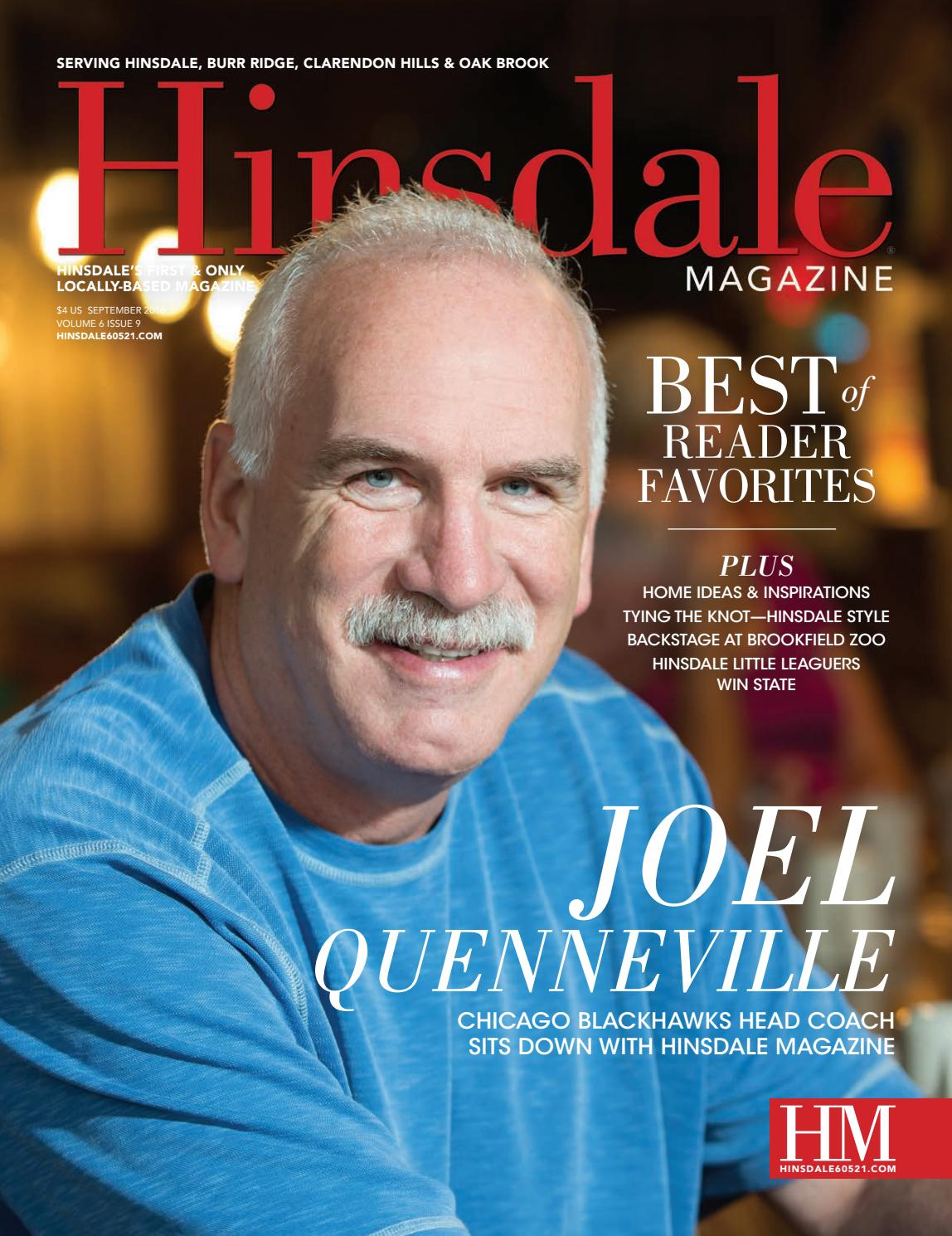 2ac745def0 Hinsdale Magazine September 2016 by www.HinsdaleMag.com - issuu