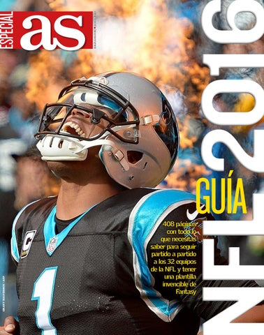 NFL GUIA AS 2016 by JPWolls - issuu c851a4950