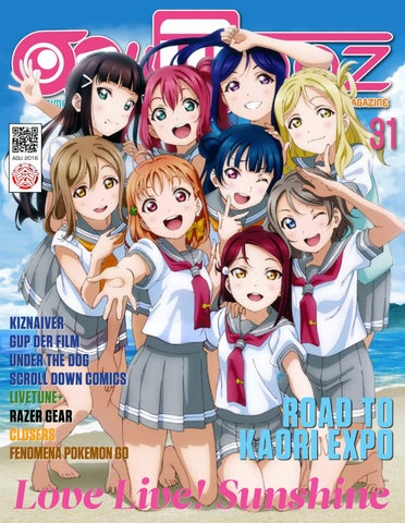 Anime Manga Haven Amh Magz Vol 31 By Amh Magz Issuu