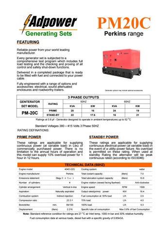 Perkins UK Generators | Diesel Generators Supplier Dubai by