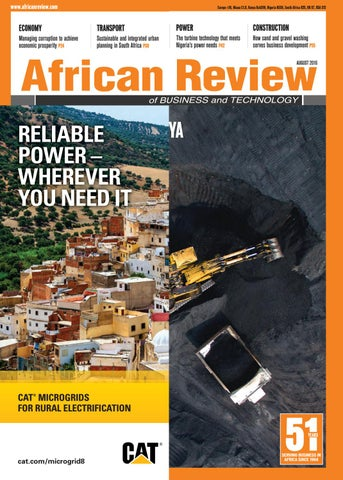 African Review August 2016 by Alain Charles Publishing - issuu