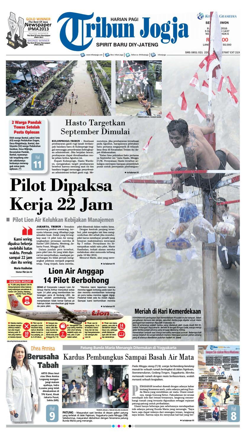 Tribunjogja 08 2016 By Tribun Jogja Issuu Produk Ukm Bumn Pusaka Coffee 15 Pcs Kopi Herbal Nusantara Free Ongkir Depok Ampamp Jakarta