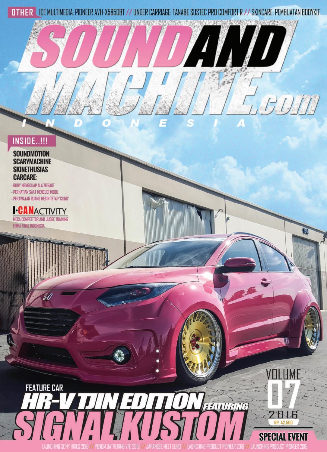 Snm 7 Emagazine By Soundandmachinemagazine Issuu Toyo Drb 215 40 R17 Pembuatan Tahun 2014