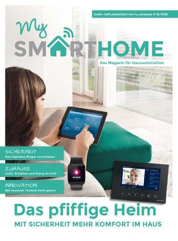 Heft im Heft: My Smarthome by Family Home Verlag GmbH - issuu