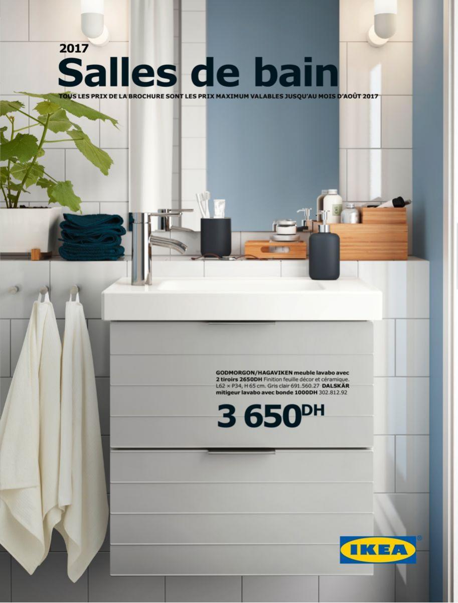 Accessoires salle de bain ikea maroc for Salle de bain ikea 2016