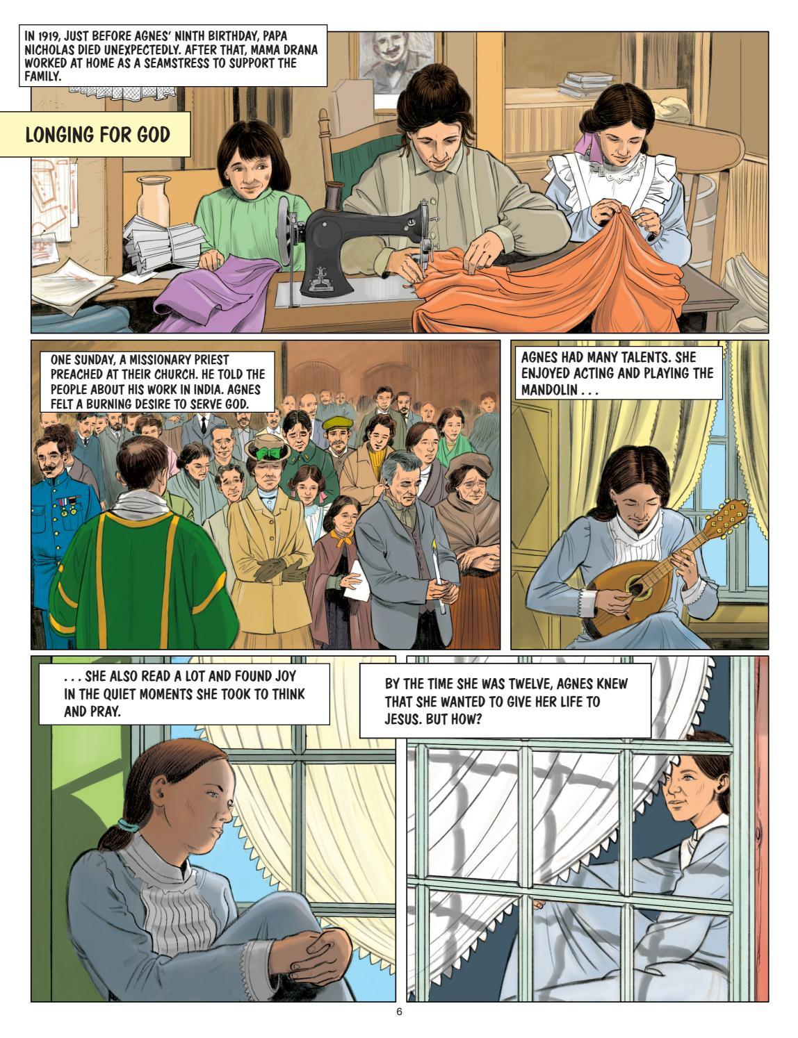 Mother Teresa of Kolkata by Pauline Books and Media - issuu