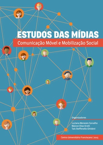 ef8198203 Estudos das mídias  comunicação móvel e mobilização social by ...
