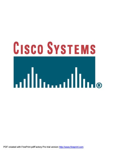 Manual Redes Routers Y Switches Cisco By Isc Dey Issuu
