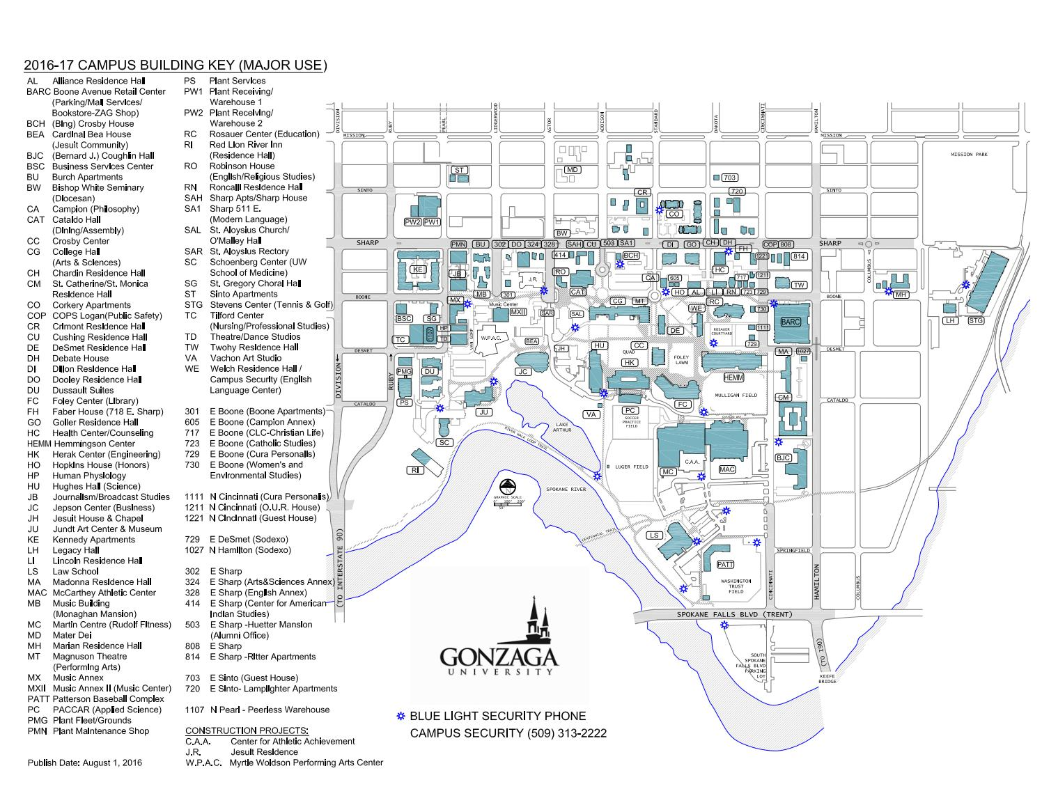 Blue Light Security Campus Map by Gonzaga University - issuu on gonzaga university, washington state colleges and universities map, gonzaga baseball, eastern washington state map, gonzaga logo, reed college oregon map, gonzaga basketball players, saddleback college map, gonzaga wallpaper, mercer county nj map, big bend map, wsu riverpoint map, new york city bus map, gonzaga basketball court, fairfield university ct map, gonzaga bulldog statue, wsu parking map, san antonio college map,