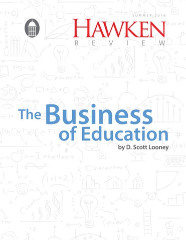 The Hawken Review Summer 2016 By Hawken School Issuu