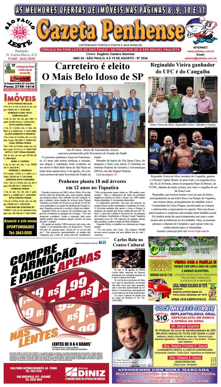 46126ad1cbb09 Gazeta Penhense edição 2234 9 a 15.08.16 by Marcelo Cantero - issuu