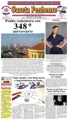 Gazeta Penhense edição 2238 6 a 12.09.15 by Marcelo Cantero - issuu 17fc8de8bd