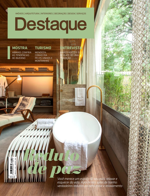 80ec926f3be   destaque agosto setembro issuuu by Revista Destaque Decor - issuu