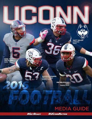 2016 UConn Football Guide 7d77df2c95788