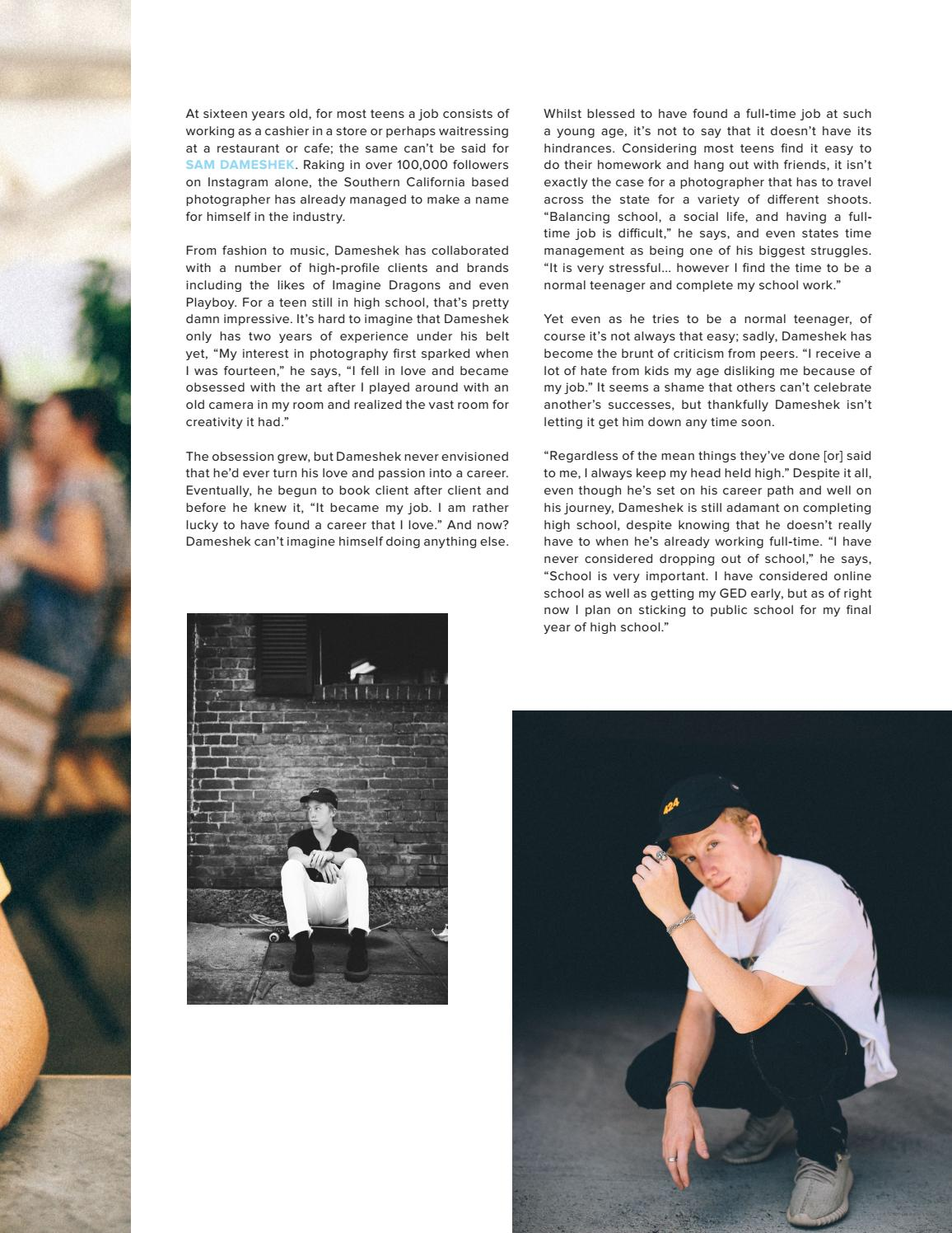 LOCAL WOLVES // ISSUE 40 - CLAUDIA SULEWSKI by Local Wolves