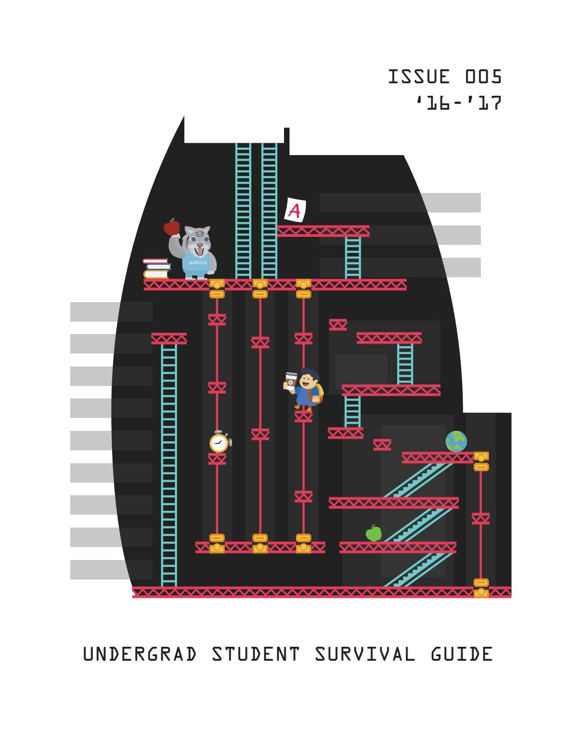 Baruch Undergrad Student Survival Guide 16 17 By Usg Baruch Issuu