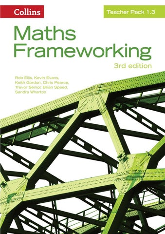 collins maths frameworking homework book 2 answers