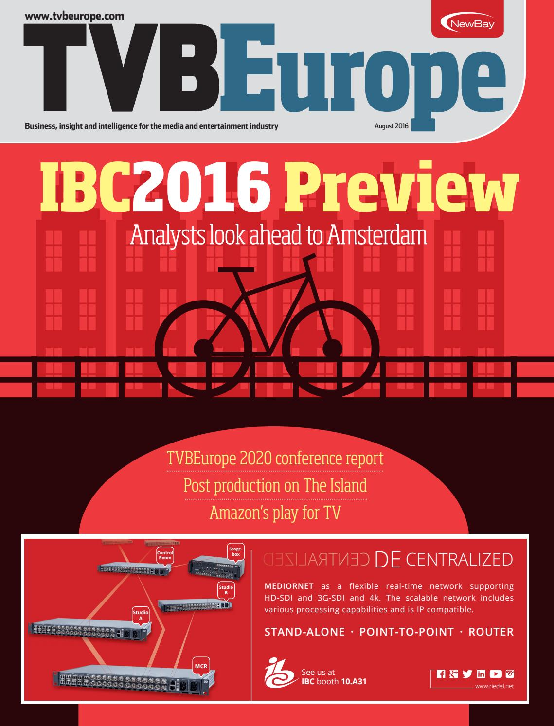 Tvbe August 2016 By Future Plc Issuu Flexible Printed Circuit Board Manufacturer 15 Day Turnaround Times