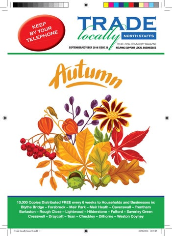 Trade Locally Issue 38 by Ian Thirlwall - issuu