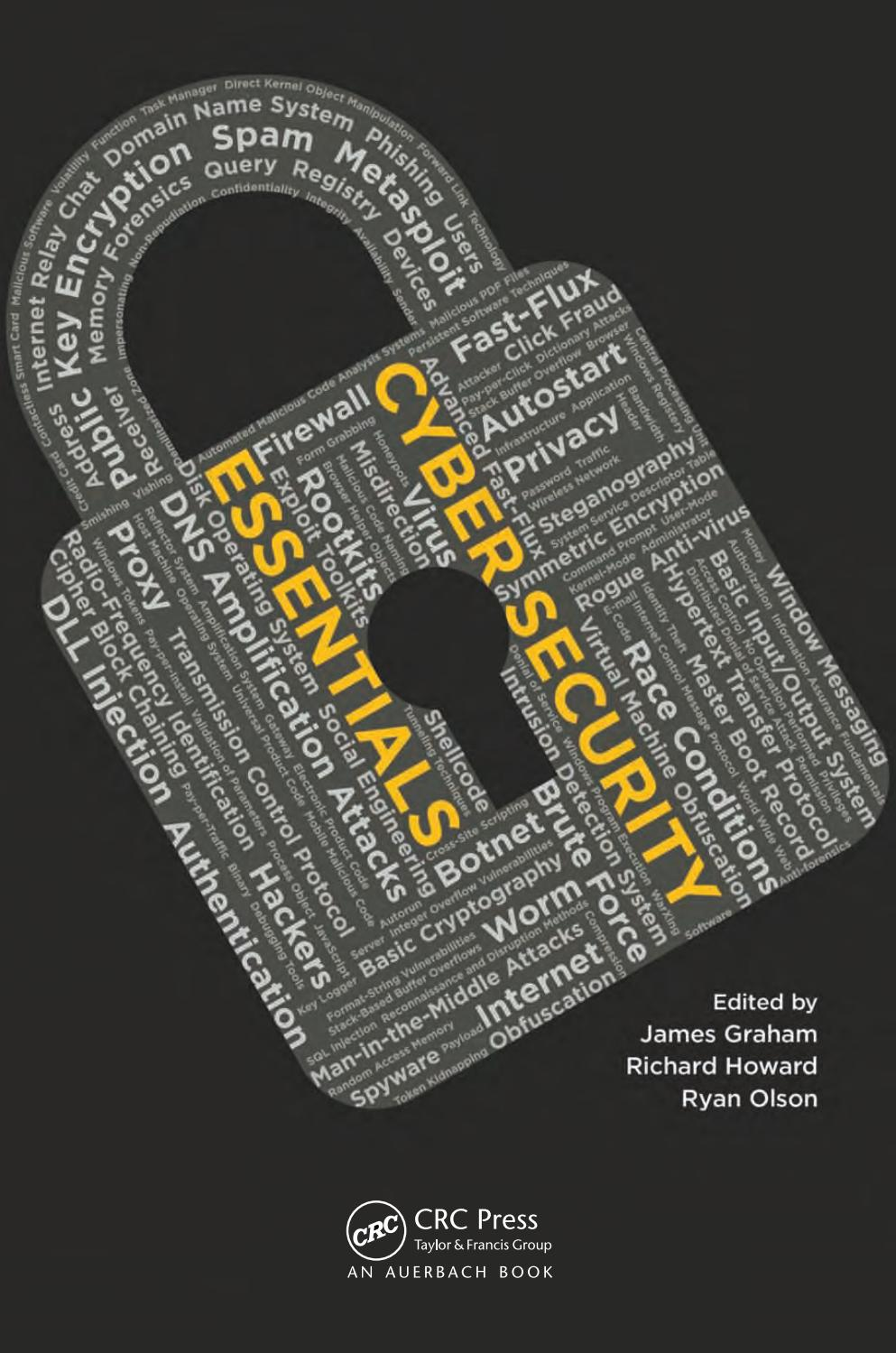 Cyber security essentials by Tushar Kant Yadu - issuu
