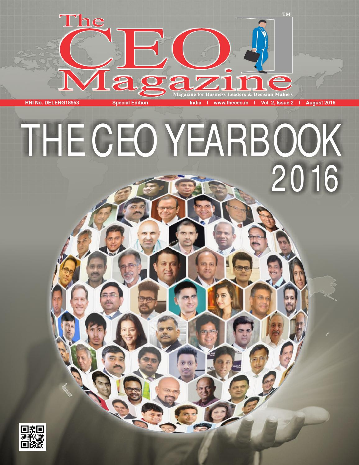 The Ceo Yearbook 2016 Final By Indiamanthan Issuu Club Car Carry All 2 Wiring Diagram Free Picture
