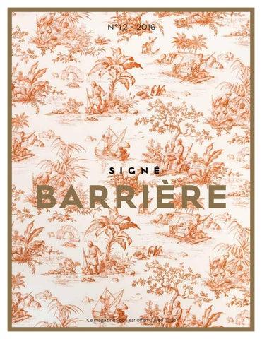 c0825a7fc291 Signé Barrière 12 by alexandre benyamine - issuu