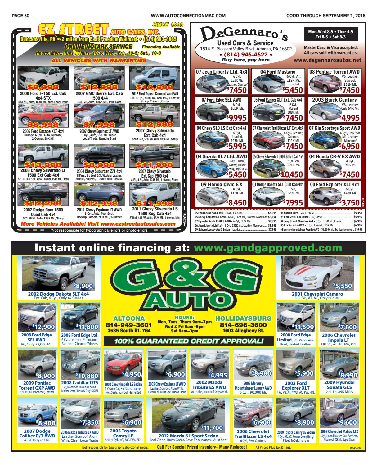 09-01-16 Auto Connection Magazine by Auto Connection Magazine - issuu
