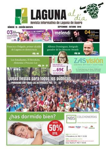 55ebe5a90 Laguna al día nº15 septiembre octubre 2016 by Lagunaaldia - issuu