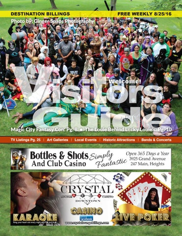 20720dcdfbabc Welcome! Visitors Guide16-08-25 by Welcome! Visitors Guide - issuu