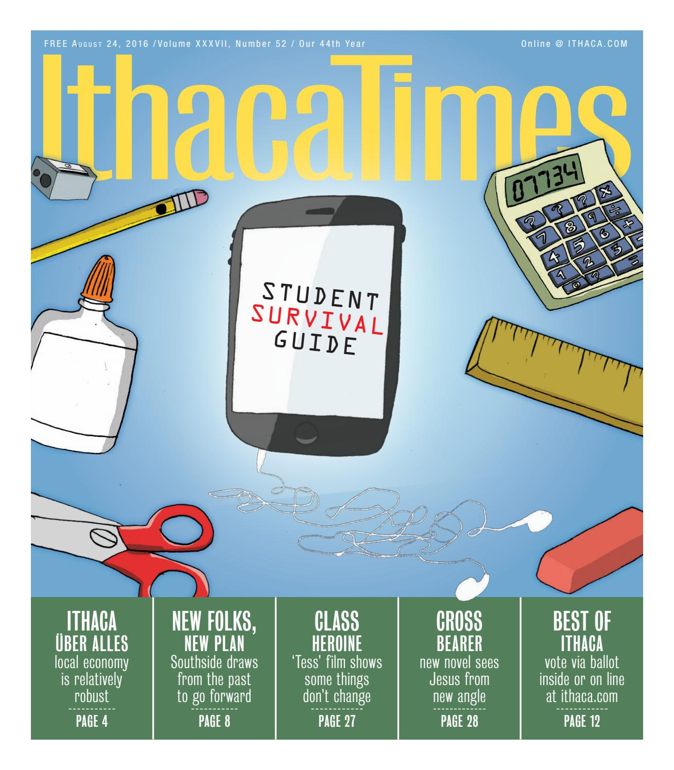 August 24, 2016 by Ithaca Times - issuu