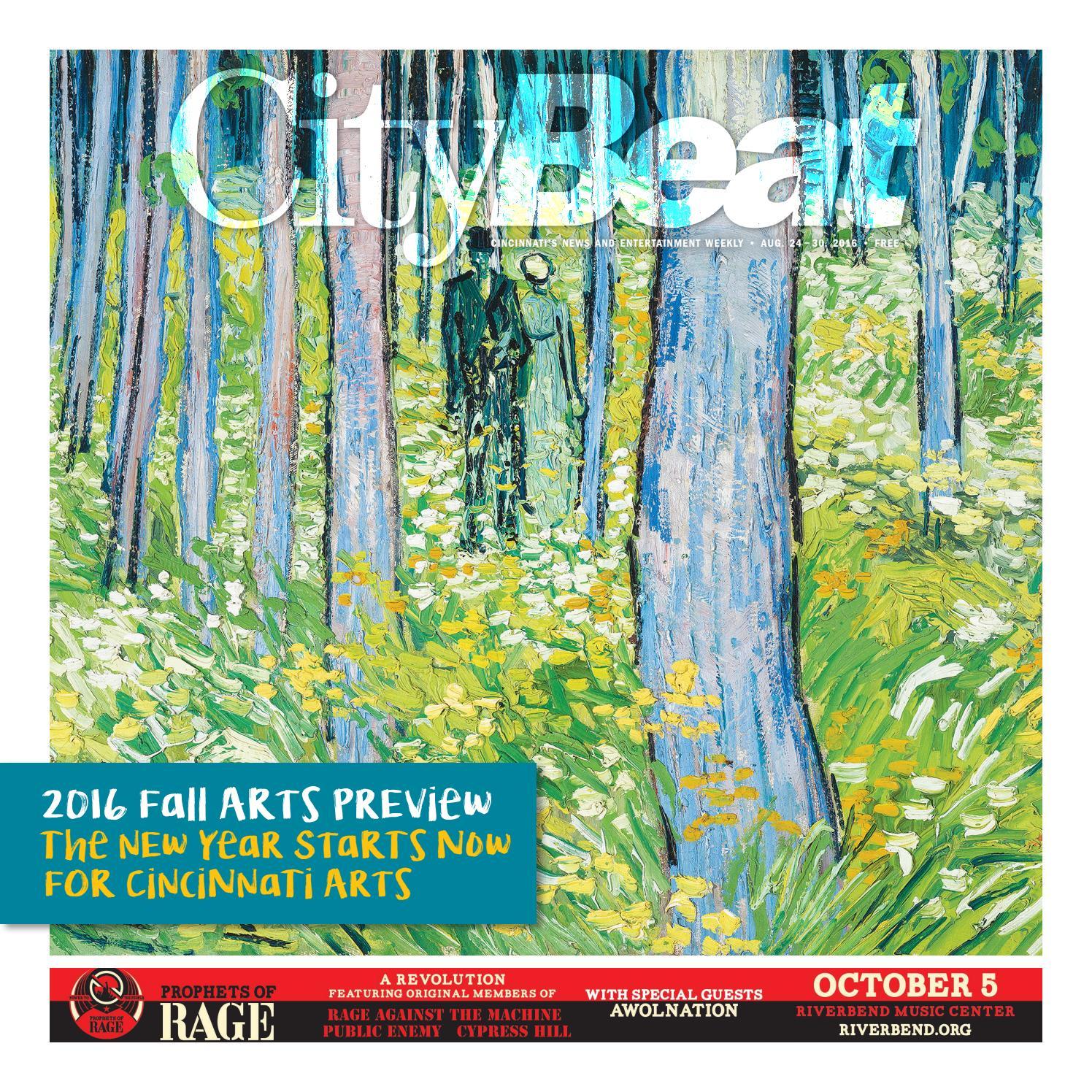 CityBeat Aug  24, 2016 by Cincinnati CityBeat - issuu
