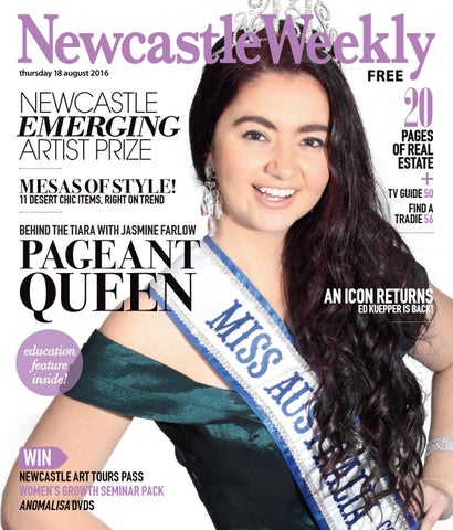 2d373930e1afd 18 August 2016 by Newcastle Weekly Magazine - issuu
