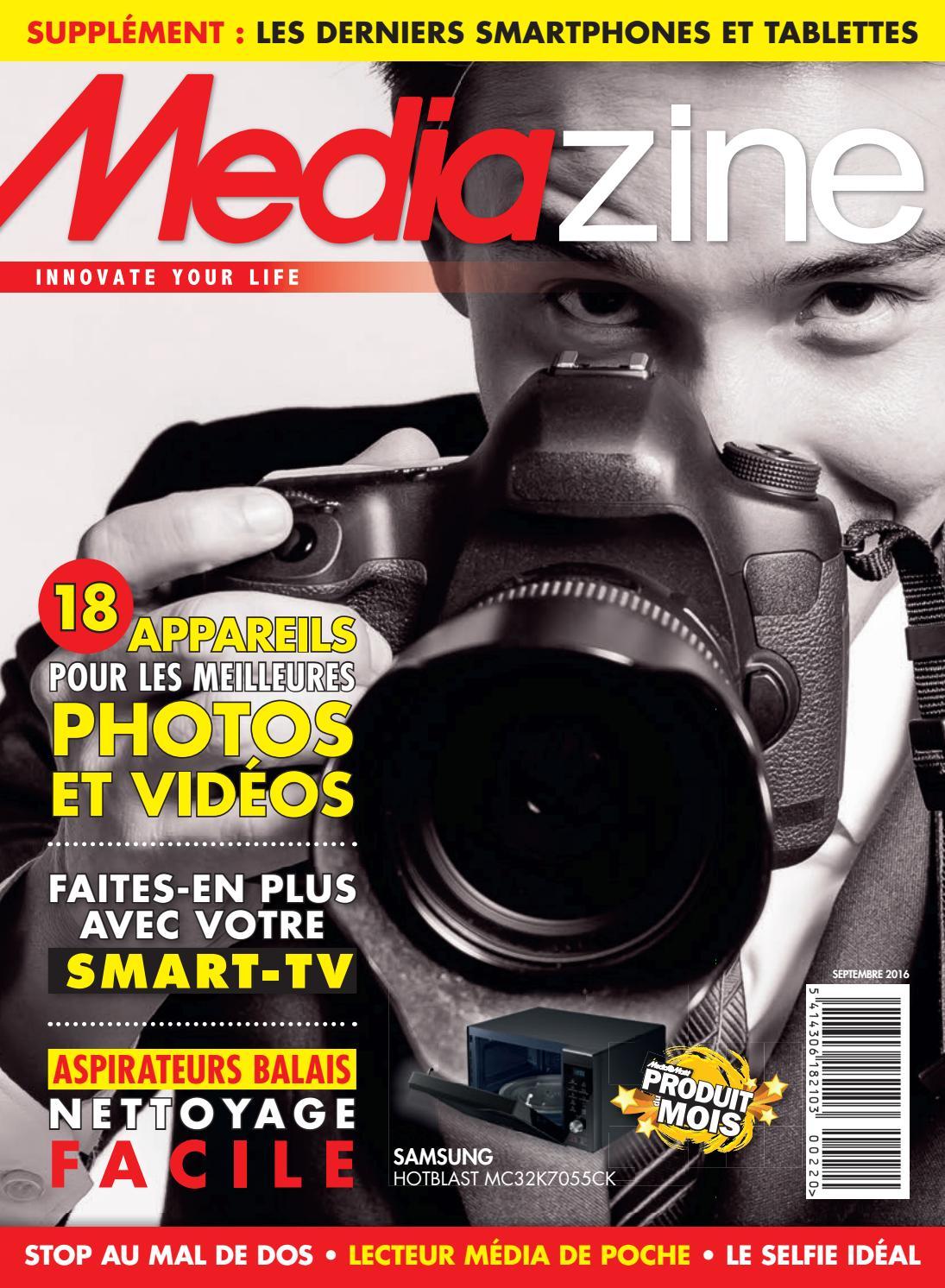 Mediazine Belgique Septembre 2016 By Belgie