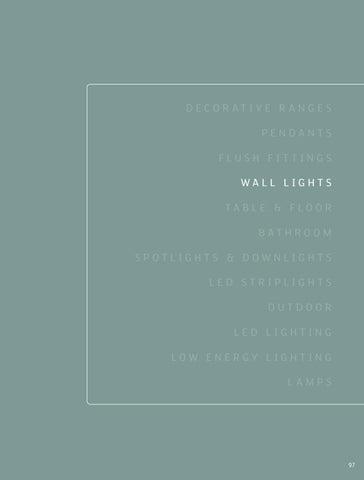 84d3cb2fcad2 Firstlight Lighting Wall Lights Catalogue by KES Lighting - issuu